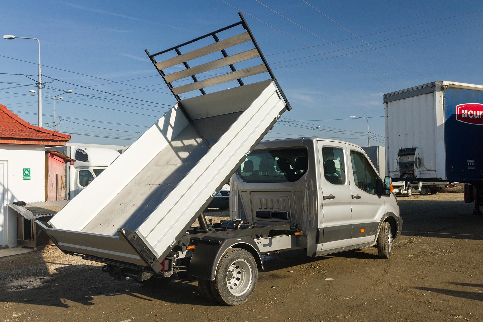 camionete basculabile