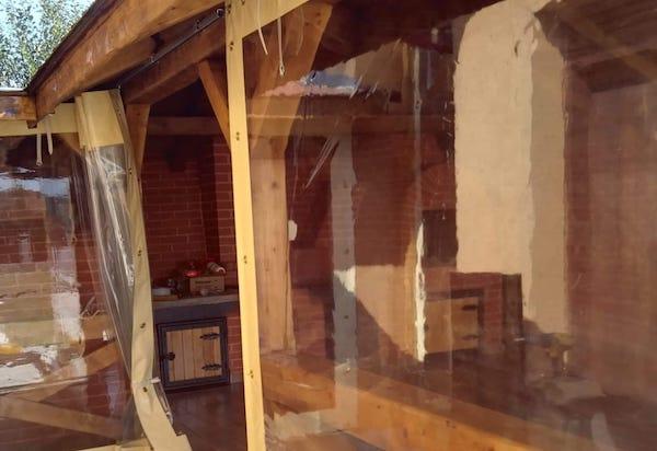 Exemplu de terase